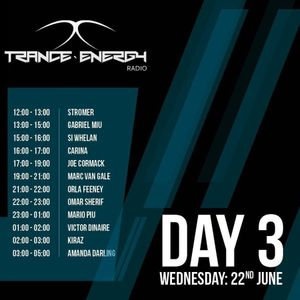 Marc van Gale @ Trance-Energy Radio 3rd Anniversary