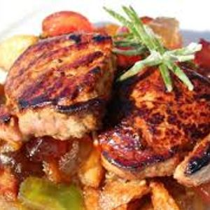 Chefs&Rolls  - Solomillo de cerdo laqueado