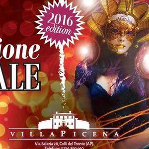 Ubby Dj Live @ Villa Picena 2016 #1