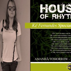 Groove Delight Special Guest @ House_Of_Rhythm_83_4ª