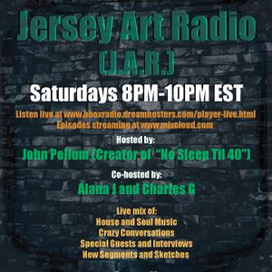 Jersey Art Radio 1711