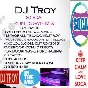 Soca Rundown Mix