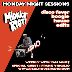 Midnight Riot Radio Feat Special Guest Pete Herbert