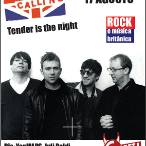 London Calling ...Tender Is The Night