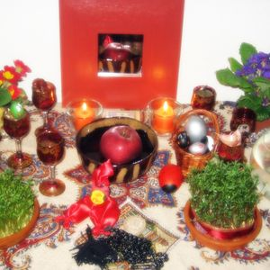 El Año Nuevo Iraní