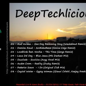 DJ Luciano Marques - Deeptechlicious [Live]