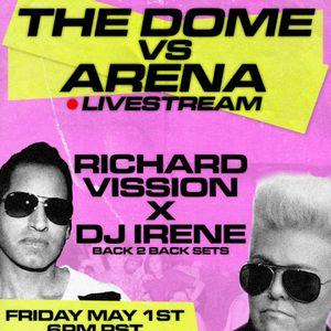 Richard Vission & DJ Irene - Dome vs Arena (2020)