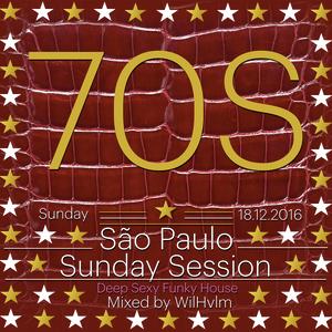 São Paulo Sunday Mix 18.12.16