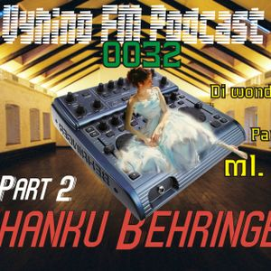 Vyhino FM podcast 0032 Thanku Behringer part 2 Di wonder, panicbot, ml. (15 min per dude)