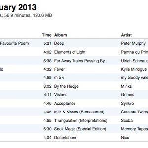 February 2013- magister mix