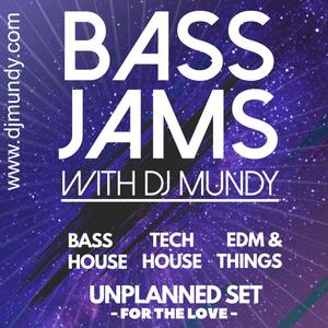 Bass Jams #070 (2021-02-09) - Quick Jelly Sesh
