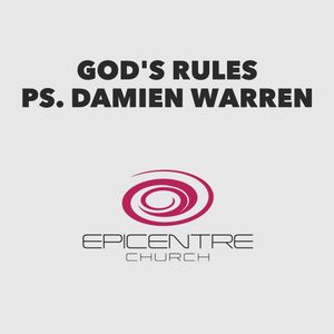 God's Rules - Ps.Damien Warren - 14/08/16