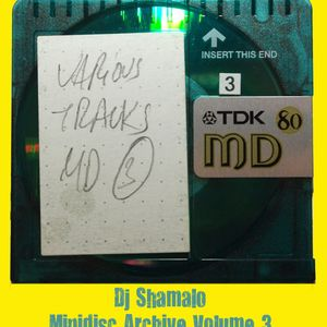 Minidisc Archives Volume 3, Part.3