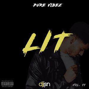 LIT - VOLUME 11 (PURE VIBEZ)