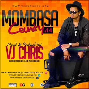 Mombasa County Vol. 14 MP3 - Vj Chris