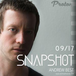 Andrew Best - September 2017 Snapshot