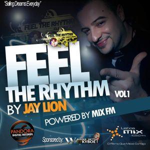 FEEL THE RHYTHM WITH JAY LION 2012 PROGRAM 003