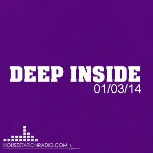Domenico Albanese - Deep Inside (Live Show) @ HouseStationRadio 01/03/14