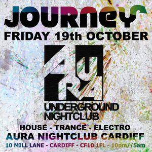Journey 19th October 2012 - Jonny Griffiths