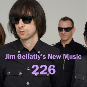 Jim Gellatly's New Music episode 226