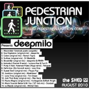 deepmilo - The Shed August 2010 Mix