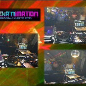 MIX HOUSE 5 DJ GEKA'NIMATION
