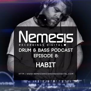 Nemesis Recordings Digital Podcast Episode 8:  Habit (NZ)