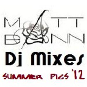 Matt Bann Dj Mixes : SUMMER PICS '12