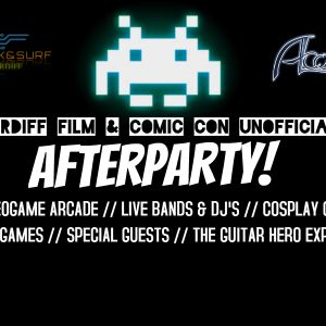 ComiCon Afterparty @ The Moon Club, Cardiff (24/10/15)
