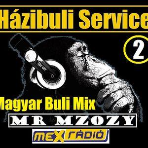 Magyar buli mix By Mr Mzozy VS Mexradio 2017