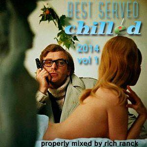 Best Served Chilled 2014 Vol 1
