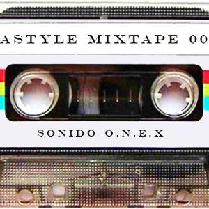 Nastyle Mixtape 009 // Sonido O.N.E.X