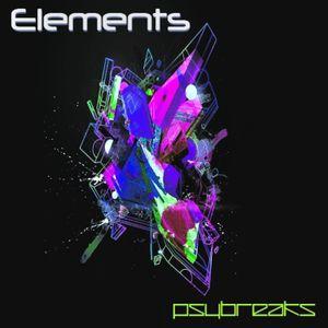 Andy Faze - Elements Psybreaks Podcast - EP27