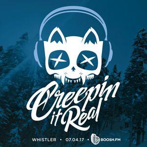 Creepin it Real - 20170407