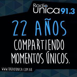 Transmisión 22 años - Radio Unica