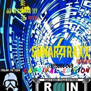 Sonartraxx Radioshow episode 049 (Carnival Edition)