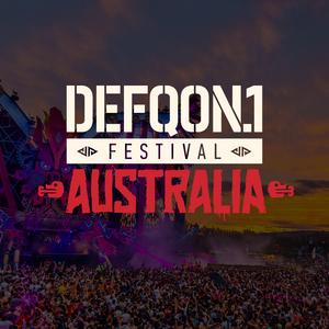 Kevin Hucker @ The Colours Of Defqon.1 Australia 2017 UV