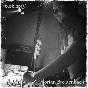 Florian Breidenbach - 16.06.2013