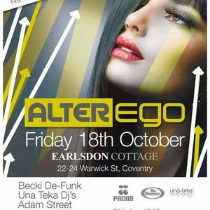 alter ego promo mix (mixed by rob harding)