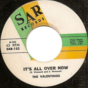 1963-1969 RnB (It's All Over Now)