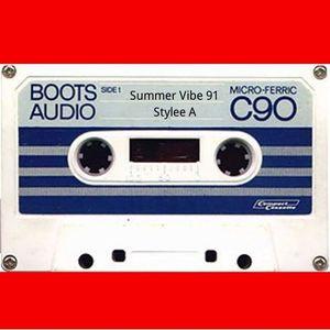 DJ Gazzy T's Summer Vibe '91 Stylee