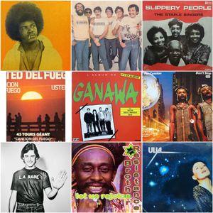 DJ Fitz - Funky 80s Freakout, Side A