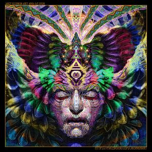 Psychedelic Organica (1st Dimension) (2018)