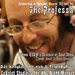 The Professa (very) LIVE at SMOKE~ June 15th, 2013