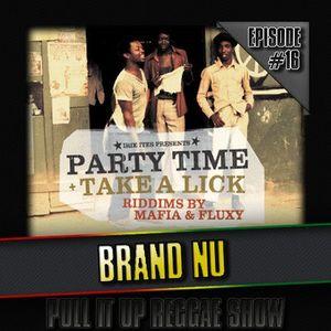 Pull It Up Show - Episode 16 - Saison 2