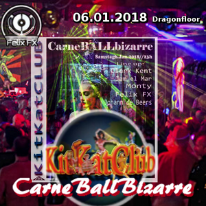 Live-Set@CarneBallBizarre_KitKatClub-Dragonfloor (06.01.2018)