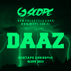 SLOPE DJ DAAZ MIXTAPE SERIES # 10