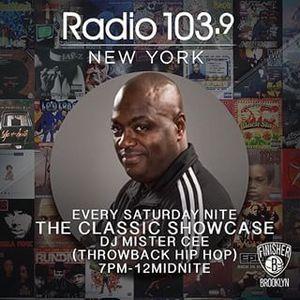The Classic Showcase w/ @DJMISTERCEE On Radio 103.9fm (8-22-15)