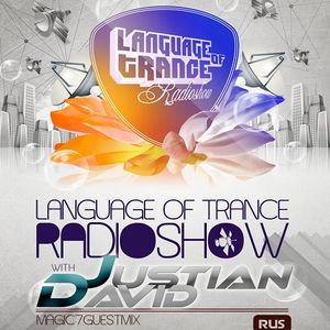 Language Of Trance 342 with David Justian & Magic 7 guestmix by Dallaz Project