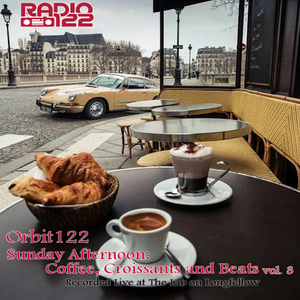 Sunday Afternoon: Coffee, Croissants and Beats #3